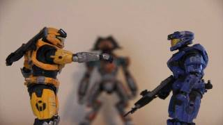 Halo Reach Stop Motion - Things Not Seen