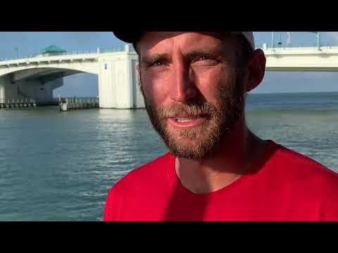 How To Properly Bait Hook Pass Crab, Fiddler Crab And Pinfish & Inshore Fishing Report