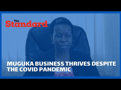 Residents in Embu using Muguka to relief stress and boredom brought about by COVID 19