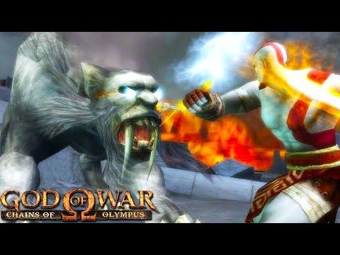 GOD OF WAR CHAINS OF OLYMPUS: GOD MODE - Mais Tarefas pros Deuses! #3
