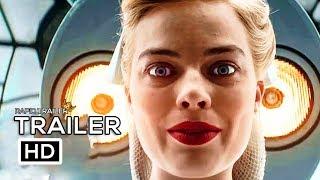 TERMINAL Official Trailer (2018) Margot Robbie, Simon Pegg Movie HD thumbnail