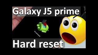 Samsung Galaxy J5 prime Como Restaurar de Fabrica