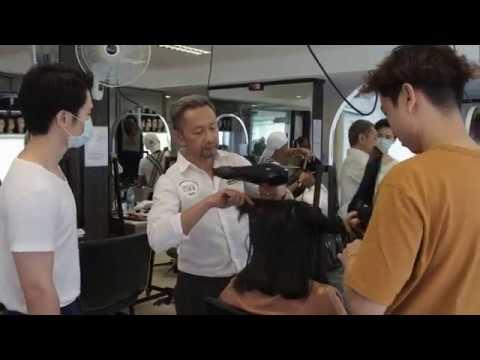 Ruengrit Hairdressing Academy
