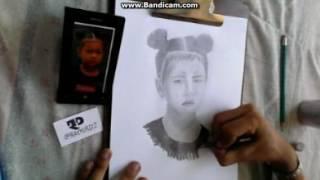 Speed Drawing Kimberly x North