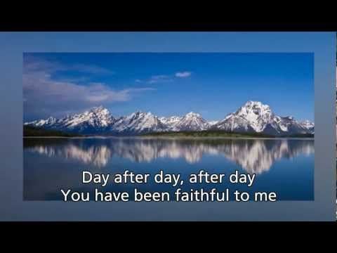 Day After Day - Maranatha Singers