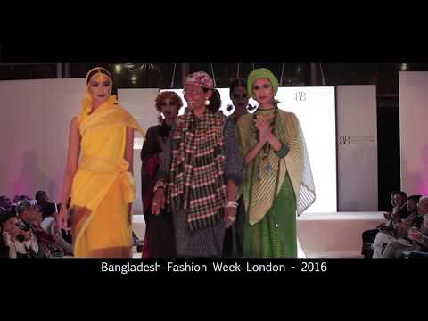 Bangladesh Fashion Week London 2016 - Bibi Russell