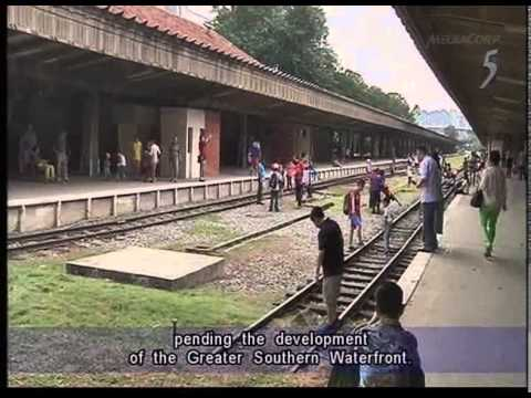 Singapore Channel 5 news 18th March 2015 9pm