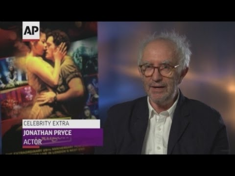 Jonathan Pryce is a man in demand