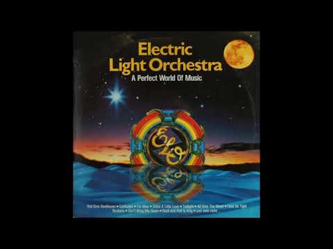 Electric Light Orchestra - Mr Blue Sky (short Version) - Vinyl recording HD