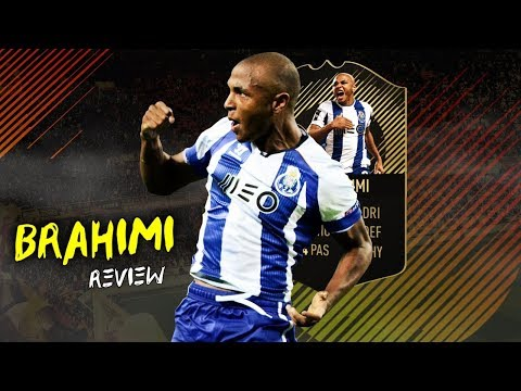 FIFA 18 - SIF BRAHIMI (86) PLAYER REVIEW