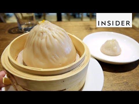 Exploding Giant Soup Dumpling