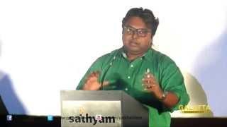 Punya Srinivas at Sound of Swan Music Album Launch | Galatta Tamil