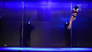 Edyta Uriasz - Amateur - Pole Dance Show 2019