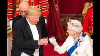 OAN Network - President Trump, Queen Elizabeth reaffirm ties