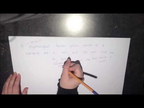 20 Word Summary - Redone
