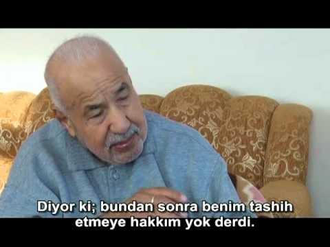 Seyyid Salih Özcan Kastamonu Lahikasındaki Hz. Mehdi ile ilgili sözleri şerh ediyor.mp4