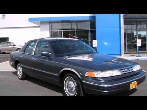 Preowned  Ford Crown Victoria Chicago Il
