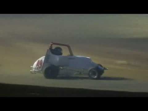 Paul Richards Hamlin Speedway 7-23-16 - Wingless