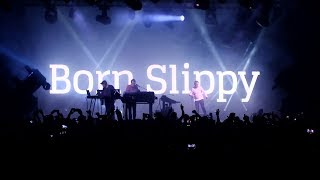 Underworld  Born Slippy  Live in Berlin (Electronic Beats TV)