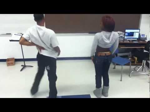 Motivation DANCE ROUTINE
