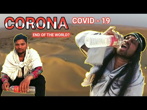 Corona Virus, End of the world? Covid-19 short movie