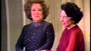 Ethel Merman, Rock Hudson, Sylvia Fine Kaye (3 songs from Anything Goes)