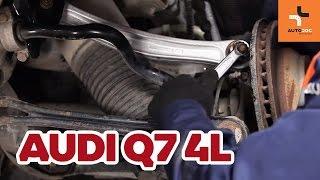 Ako vymeniť zadné rameno na Audi Q7 4L NÁVOD | AUTODOC