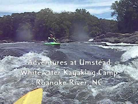 Adventure Programs with Raleigh Parks and Recreation