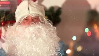 Дед Мороз поздравил Рому!