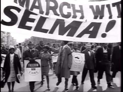 Voting Rights Act of 1965 -Black History Moment of the Week