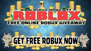 FREE ROBUX - ROBLOX HACK - HOW TO GET FREE ROBUX 2017 - LIVE