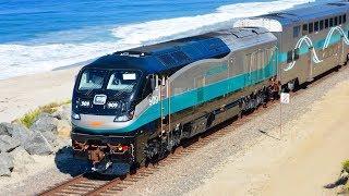 New F125 Metrolink Passenger Locomotive