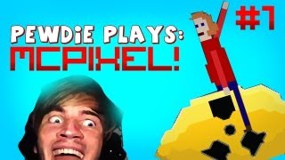 McPixel - Part 1 - THIS GAME MAKES TOO MUCH SENSE! - Let