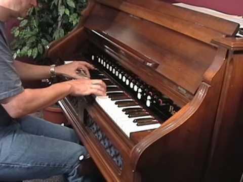 Fanfare - J. Lemmens - Berlin Reed Organ