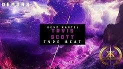 [FREE] Travis Scott Type Beat 2018 - Demons   Free Type Beat   Rap/Trap Instrumental