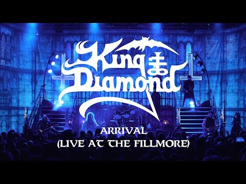 "King Diamond ""Arrival (Live at The Fillmore)"" (CLIP)"
