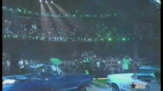 50 Cent, Missy, Nate Dogg & G-Unit perform (LIVE) on Award Show 2002