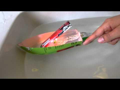Ilinniarfissuaq pop-pop boat