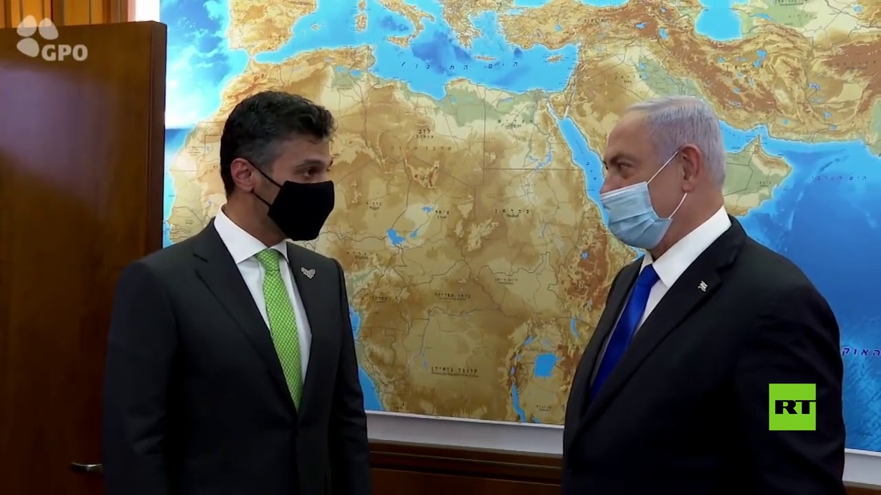 نتنياهو يستقبل أول سفير إماراتي لدى إسرائيل  - نشر قبل 4 ساعة