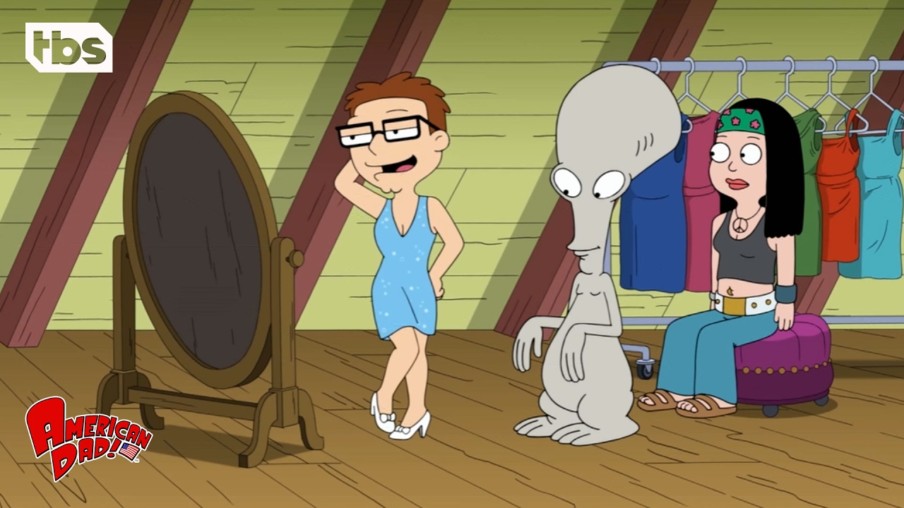 american dad steve smith is confused clip tbs youtube