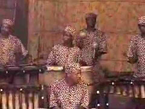 African Musicians & Dancers