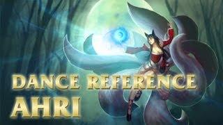 Ahri - Run Devil Run (런데빌런) Dance - League of Legends (LoL)