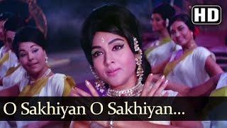 O Sakhiya Sakhiya - Dharmendra - Vaijayantimala - Pyar Hi Pyar - Hindi Song