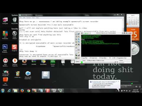 PC-RET]  NET Reactor 4 9 7 0 - Manual Native Exe Unpacking | FunnyDog TV