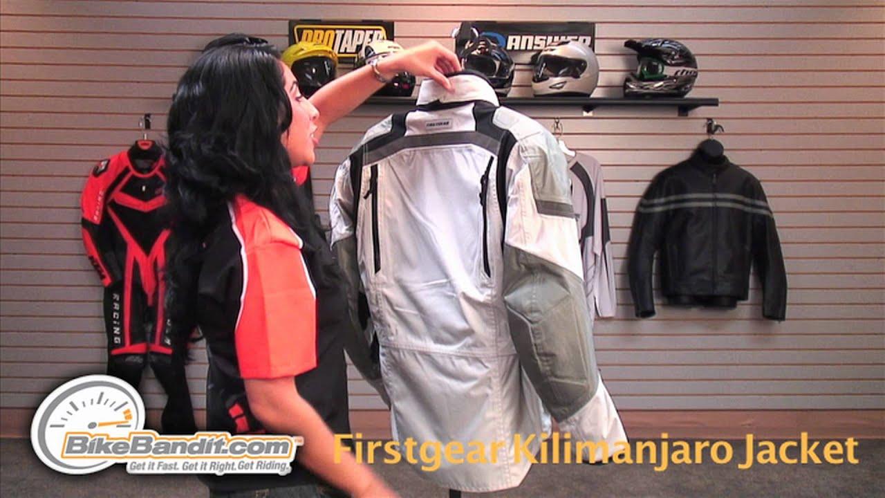 Firstgear kilimanjaro women's jacket