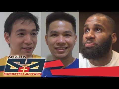 CAVS or DUBS? PBA players, coaches give their NBA Finals predictions! | Sports and Action Exclusive