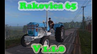 """[""""Rakovica 65"""", """"Mod Vorstellung Farming Simulator Ls17:Rakovica 65 V 1.1.0"""", """"Mod Vorstellung Farming Simulator Ls17:Rakovica 65""""]"""