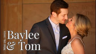 """""""It Was . . . A Perfect Day"""" - Baylee & Tom Wedding"""