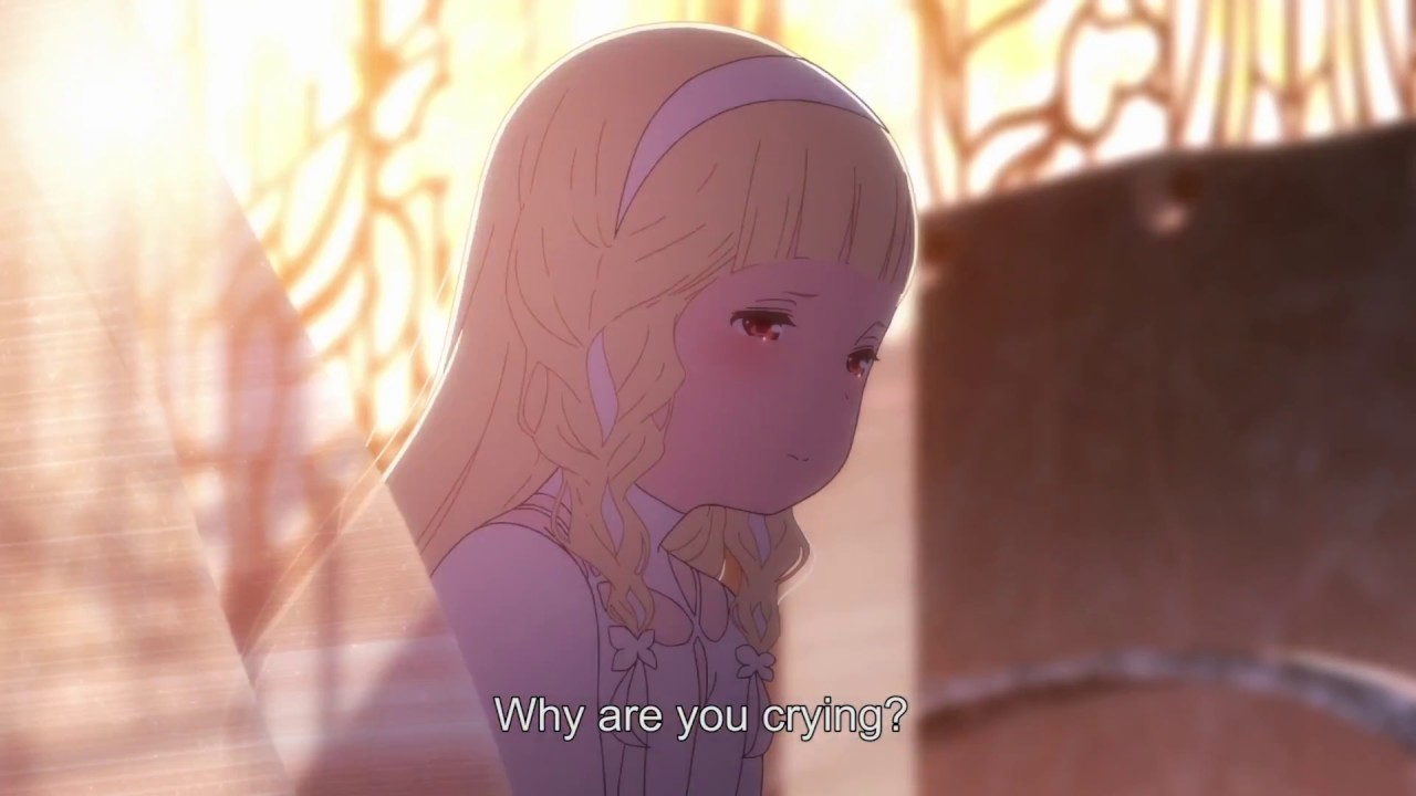 Maquia When The Promised Flower Blooms Official U S Trailer