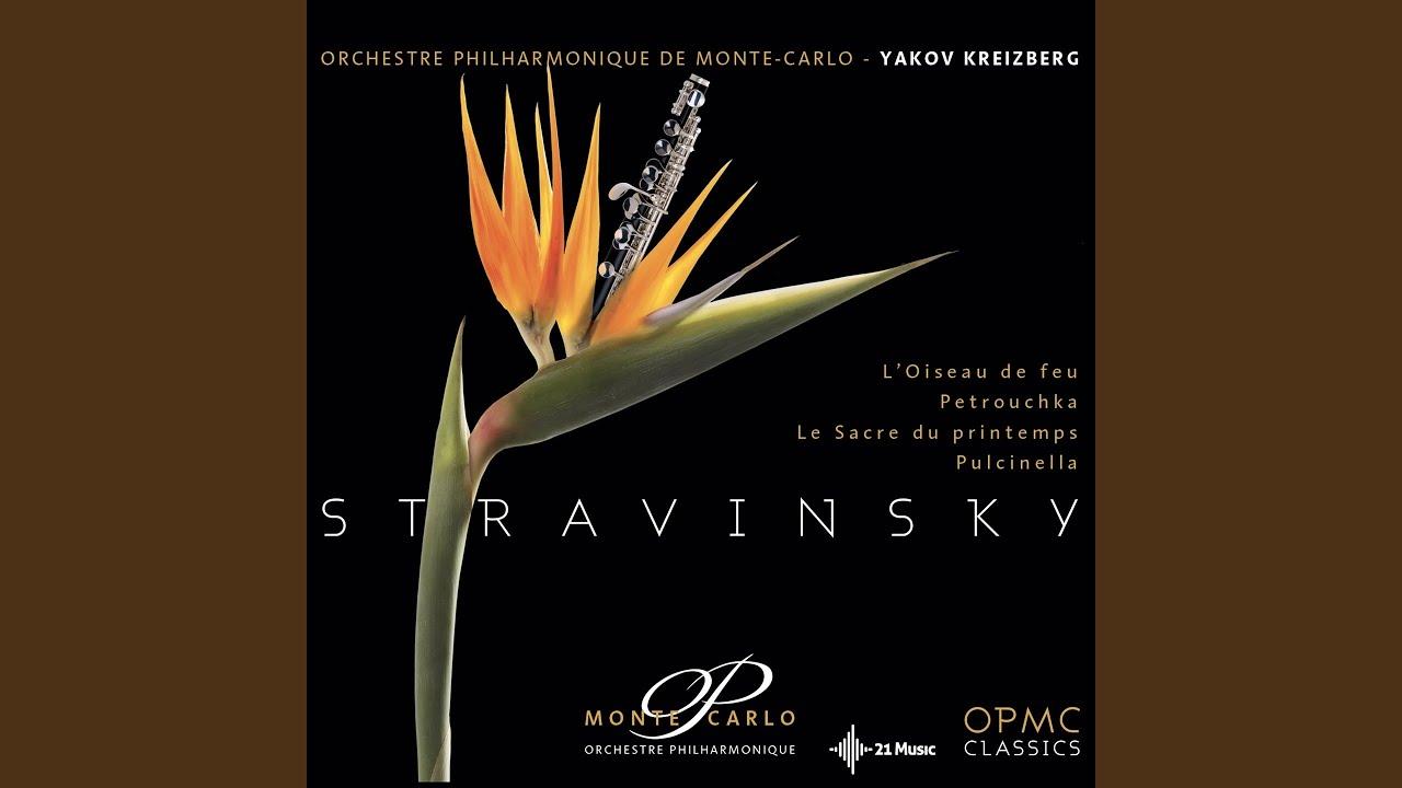 Stravinsky: Le Sacre du Printemps - Version For Piano Duet